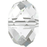 Swarovski Bead 5040 - 6mm, Crystal (001), 10pcs