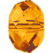 Swarovski Bead 5040 - 6mm, Crystal Copper (001 COP), 10pcs