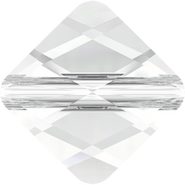 Swarovski Bead 5054 - 8mm, Crystal (001), 4pcs