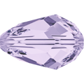 Swarovski Bead 5500 - 9x6mm, Violet (371), 4pcs
