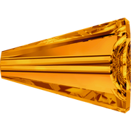 Swarovski Bead 5540 - 12mm, Crystal Copper (001 COP), 2pcs