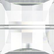 Swarovski Bead 5624 - 10mm, Crystal (001), 4pcs