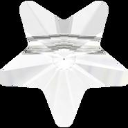 Swarovski Bead 5714 - 8mm, Crystal (001), 12pcs
