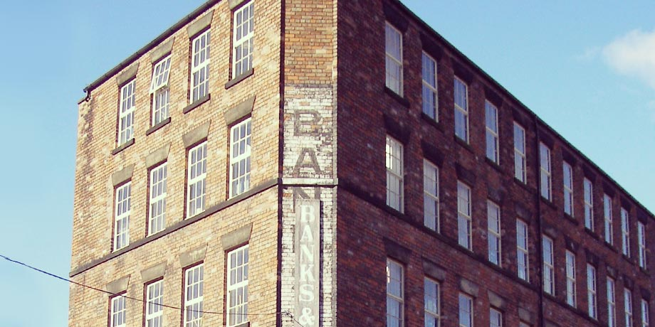 The Anchor & Crew Disused Mill / Creative Hub