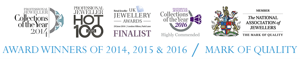 The British Accessory & Jewellery Brand. Award Winning Since 2014