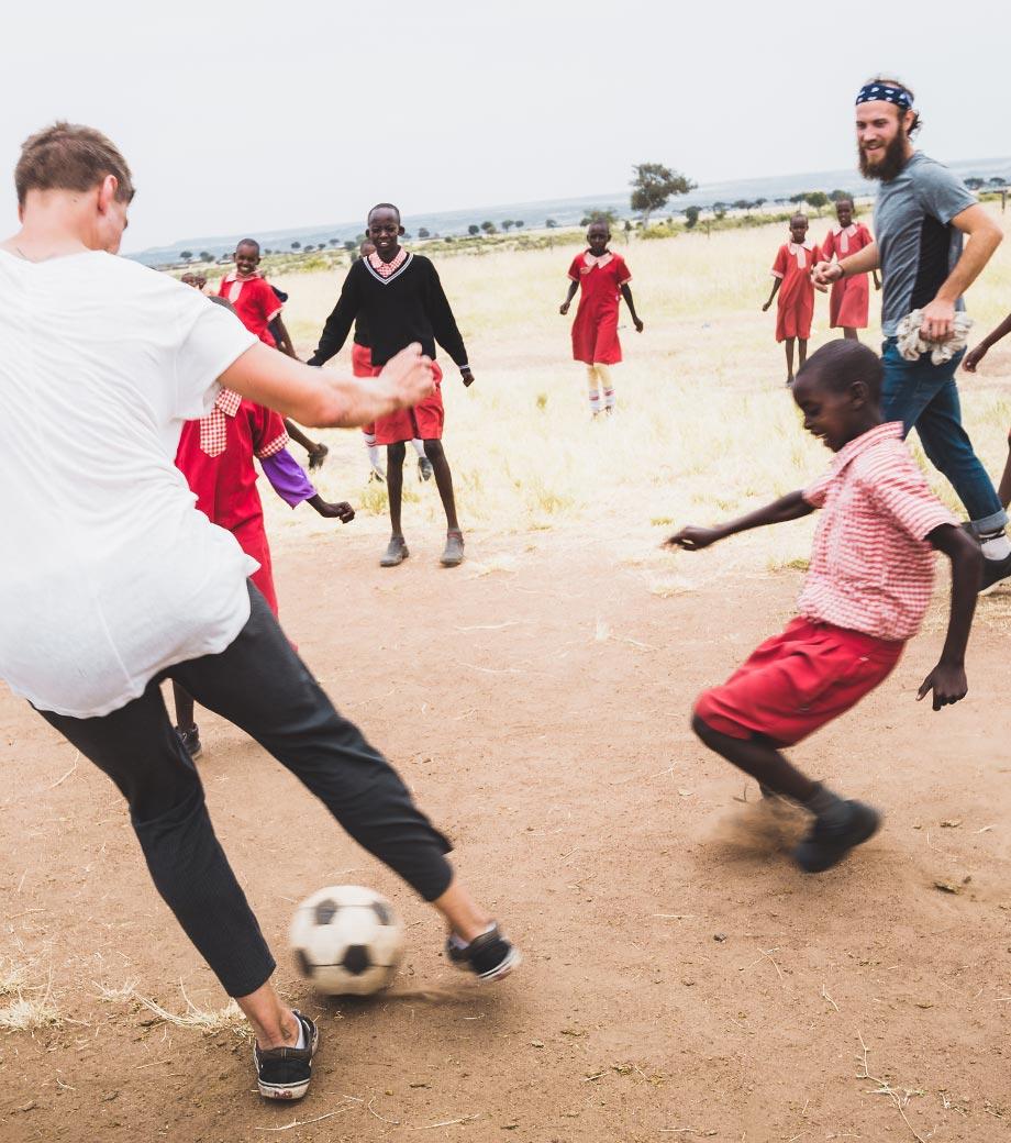 Giving Back To Kenyan Communities