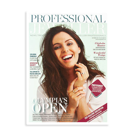 IJL Preview - Professional Jeweller - September 2017