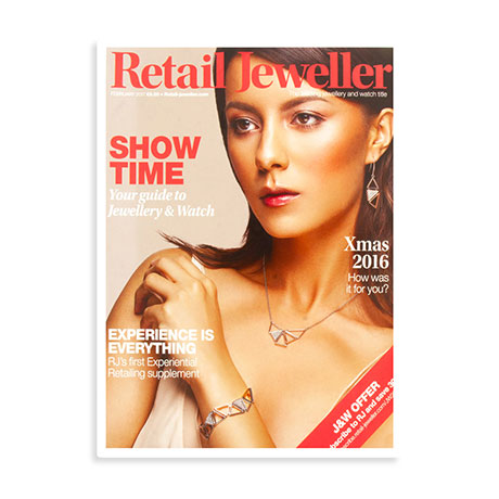 Inhorgenta Interviews - Retail Jeweller - February 2017