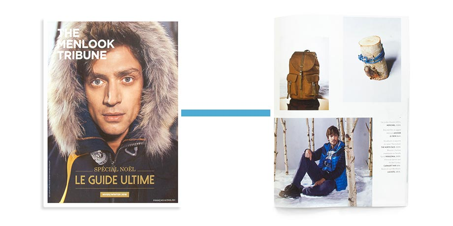 Le Guide - The Menlook Tribune - December 2016