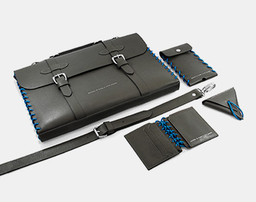Style The Leather Wallets, Bags and Tech Accessory Collection