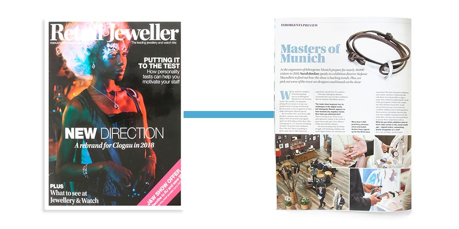 Masters Of Munich - Retail Jeweller - February 2018