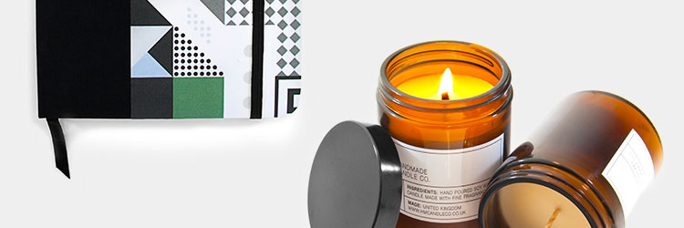 Quality Goods From Candles To Notebooks. For The Discerning Lifestyle.
