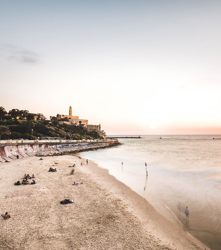 Tel Aviv Parties And Sunsets