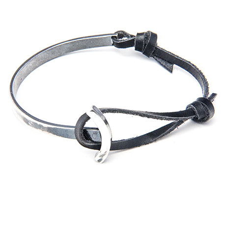 The Flotilla Leather Bracelet Collection