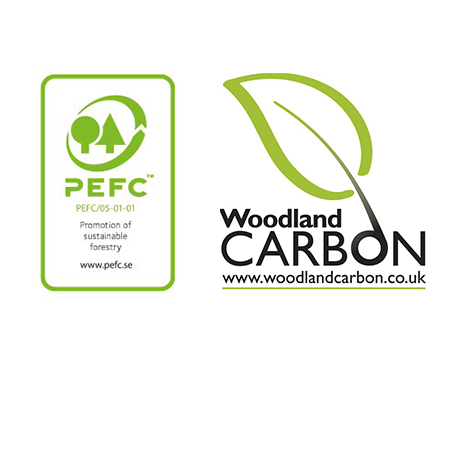 Woodland Accreditations Along Our Supply Chain