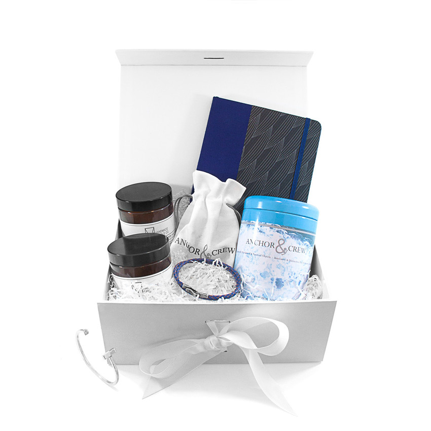 Curated ANCHOR & CREW x SATORI & SCOUT Special Edition Gift Set