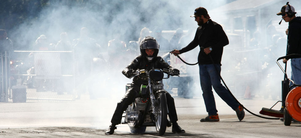 Nicosia H2 Drag Bike