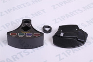 Z1 900 Indicator Light Cover - 1974 - 1975