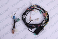 KZ1000 Main Wiring Harness And Center Harness 77-78