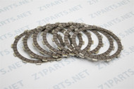 H1 500, KH500 - Clutch Friction Plate