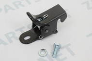 H2 750 Triple Parts - Seat Hook Assembly