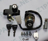 Ignition Switch - KH250 KH400 S1 250 S3 400 Seat And Steering Loc