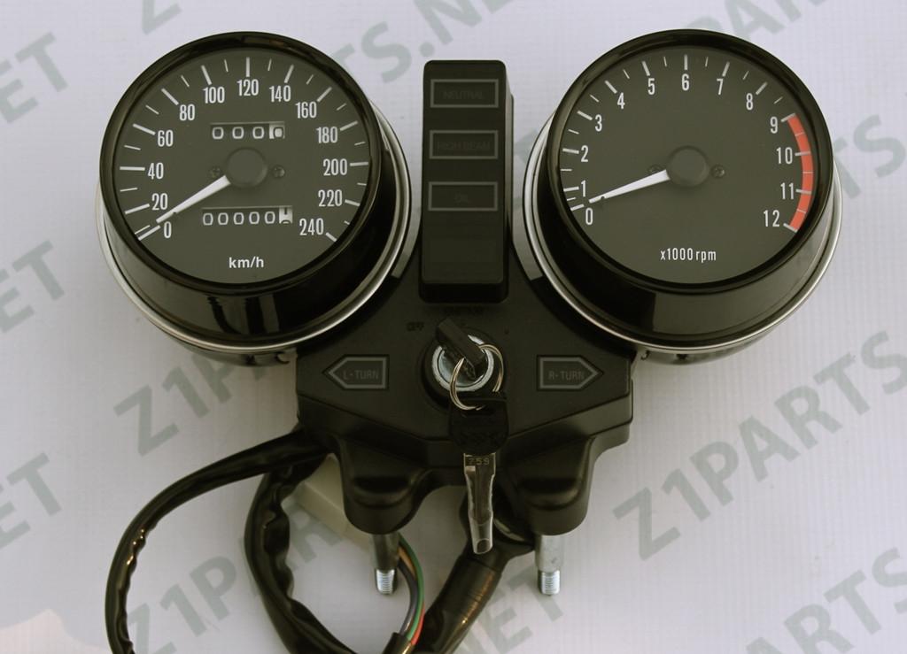 kawasaki kz1000 mkii shaft 1979 80 speedometer. Black Bedroom Furniture Sets. Home Design Ideas