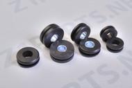 Z1 900, KZ900, KZ1000 Electric Plate Damper Rubber Set