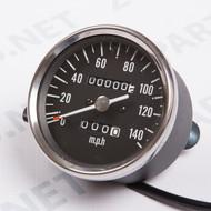 H1 500, KH500 Speedometer - Speedo - Miles Mph 25005-027