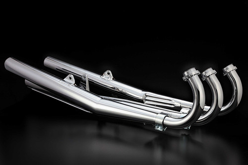H1 500 Muffler Exhaust Vintage Japanese Motorcycle Parts
