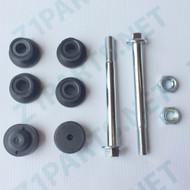 Z1 900 KZ900 Parts / Muffler Install Kit / Hardware And Bushings