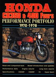 Honda CB350 & CB400 Fours / Performance Portfolio