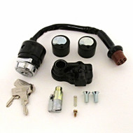 Ignition Switch And Lock Set / CB Cl Sl Sandcast
