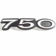 H2 750 Side Cover Emblem - H2C