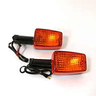 Honda Turn Signals Front 33400 445 672 Rear 33400 438 672-Front And Rear