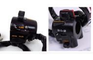 Right & Left Side Control Switch Set - Kawasaki Z1 900, KZ900