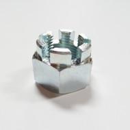 Kawasaki 18mm Castle Lock Nut 42045-018