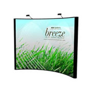 Breeze™ Pop Up Displays