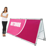 Outdoor Banners & Signs