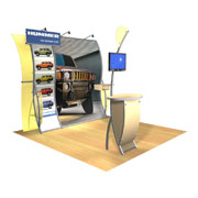 Perfect 10® Trade Show Exhibits