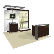 Solar™ Hybrid Exhibit Systems