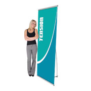 Tension Banner Stands