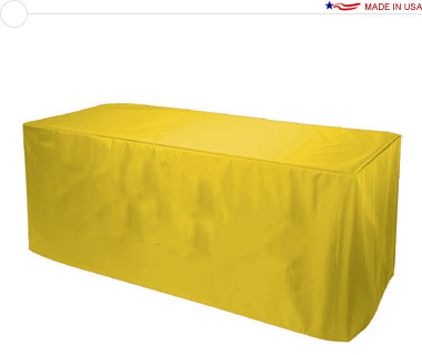 3-Sided 8′ Nylon Table Cover