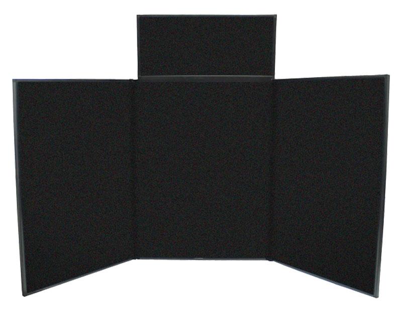 Fast Trak 4 Tri Fold Tabletop Display