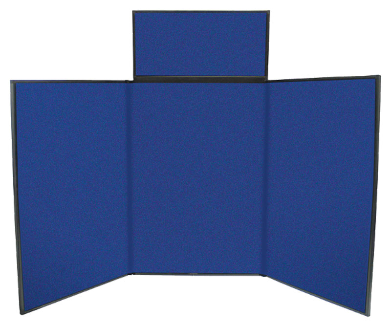 Fast Trak™ U2022 6u2032 Tri Fold Tabletop Display Part 42