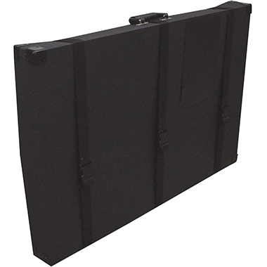 Hard Carry Case – 25″h × 4″d × 37″w