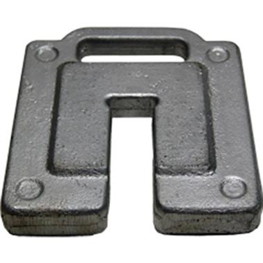 Steel Tent Leg Ballast Weight