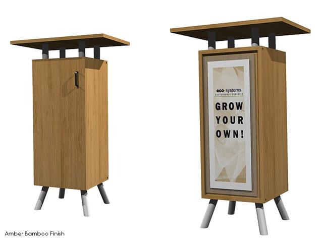 Single Bamboo Cabinet Single Bamboo Cabinet ...