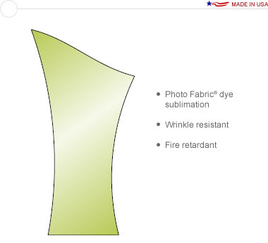 Allure™ Slope Right Replacement Graphic