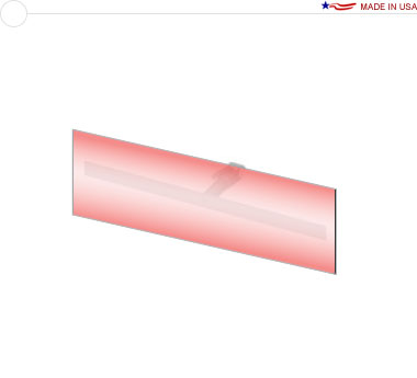Small Rectangle Graphic For Header Bracket